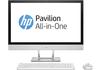 """HP Pavilion 24-r100nn AiO 4UA68EA 23.8"""" NonTouch Ryzen/R5-2500U 8GB 128GB SSD + 1TB AMD Radeon Vega8 FreeDOS fehér nem érintőképernyős All-in-One számítógép / PC"""