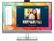 HP 1FH51AA EliteDisplay E273m 68,58 cm-es (27 hüvelykes) PIP 1920x1080@60Hz monitor