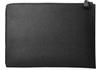 HP 2VY61AA Elite 12.5 Black Leather Sleeve