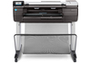 HP F9A28A DesignJet T830 24-in Multifunction Printer