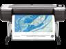HP 1VD88A DesignJet T1700dr 44-in PostScript Printer