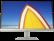 HP 2XN60AA 24f 60,45 cm-es (23,8 hüvelykes) monitor
