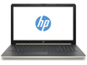 "HP 15-da0034nh 4TU52EA 15.6"" CI3/7020U 8GB 256GB SSD Intel HD DVDRW FreeDOS arany színű Laptop / Notebook"