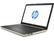 "HP 15-da0034nh 4TU52EA 15.6"" CI3/7020U 8GB 256GB SSD Intel HD DVDRW FreeDOS arany színű Laptop / Notebook"