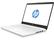 """HP 14-dk1004nh 208A0EA 14"""" Ryzen3/3250U 8GB 512GB SSD FreeDOS fehér Laptop / Notebook"""