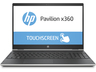 "HP Pavilion x360 4UB85EA HP Pavilion x360 15-cr0000nh, 15.6"" FHD Touch, Core i5-8250U, 8GB, 256GB SSD, AMD Radeon 530 2GB, Natural silver, W10H, 3Y"