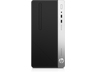 HP  4CZ29EA HP Business Desktop ProDesk 400 G5 Desktop Computer - Intel Core i5 (8th Gen) i5-8500 3 GHz - 8 GB DDR4 SDRAM - 256 GB SSD - Windows 10 Pro 64-bit - Micro Tower - DVD-Writer DVD±R/±RW - Intel UHD Graphics 630 Graphics - Intel Optane Memor