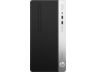 HP 4HR58EA HP Business Desktop ProDesk 400 G5 Desktop Computer - Intel Core i5 (8th Gen) i5-8500 3 GHz - 8 GB DDR4 SDRAM - 256 GB SSD - FreeDos 2.0 - Micro Tower - DVD-Writer DVD±R/±RW - Intel UHD Graphics 630 Graphics - Intel Optane Memory Ready - 8