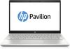 HP Pavilion 14-ce0000nh 4TU67EA CI5/8250U 8GB 1TB + 128GB SSD Nvidia GF MX130 FreeDOS ezüst színű Laptop / Notebook