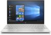 """HP ENVY 4TU76EA 13-ah0003nh, 13.3"""" FHD, Core i7-8550U, 8GB, 512GB SSD, Nvidia GeForce MX150 2GB, Natural silver, W10H, 3Y"""