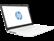 """HP 15-da0029nh 4TU59EA 15.6"""" CEL/N4000 4GB 128GB SSD Intel UHD DVDRW FreeDOS fehér Laptop / Notebook"""