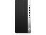 HP EliteDesk 705 G4 MT 4QZ89AW Ryzen5Pro/2400G-3.6GHz 8GB 256GB SSD W10P mikrotorony kialakítású számítógép / PC