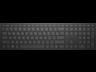 HP 4CE98AA Pavilion 600 vezeték nélküli billentyűzet, fekete