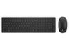 HP 4CE99AA Pavilion 800 vezeték nélküli fekete billentyűzet és egér