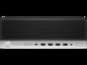 HP EliteDesk 705 G4 SFF 4HN40EA Ryzen3Pro/2200G-3.5GHz 8GB 256GB SSD W10P kis helyigényű számítógép / PC