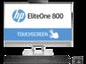"""HP EliteOne 800 G4 AiO 4KX11EA 23.8"""" Touch CI7/8700 8GB 256GB SSD W10Pro érintőképernyős All-in-One számítógép / PC"""