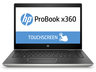 "HP ProBook x360 440 G1 4LS88EA 14.0"" CI5/8250U 8GB 256GB W10P ezüst színű Laptop / Notebook"