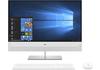 """HP Pavilion AIO 27-xa0008nn 8BU42EA 27"""" Touch CI3/9100T 8GB 256GB SSD W10H fehér érintőképernyős All-in-One számítógép / PC"""