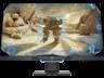 HP 4KK74AA 27mx 68,58 cm-es (27 hüvelykes) monitor