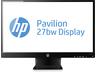HP V9D84AA 27wm 68,58 cm-es (27 hüvelykes) LED-es hátsó megvilágítású monitor