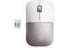 HP 4VY82AA Z3700 vezeték nélküli egér – fehér/rózsaszín