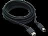 HP V4P96AA 300 cm-es DP- és USB B A-kábel a következőkhöz: L7016t, L7014t és L7010t