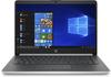 """HP 14-dk0000nh 6SU15EA 14"""" A4/9125 4GB 256GB SSD W10H Natural Silver Laptop / Notebook"""