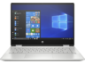 "HP Pavilion x360 14-dh0044nh 8LA35EA 14.0"" PENT/N5000 4GB 256GB SSD W10H Mineral silver Laptop / Notebook"