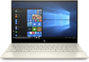 "HP ENVY 13-aq1001nh 8BU05EA 13.3"" CI5/10210U 8GB 256GB SSD W10H Pale Gold Laptop / Notebook"
