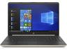 "HP 15-dw0032nh 8KK73EA 15.6"" CEL/N4000 4GB 256GB SSD W10H Natural silver Laptop / Notebook"