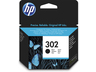 HP 302 fekete tintapatron eredeti F6U66AE DJ 1110 2130 3630 OfficeJet 3830 4650 Envy 4520 (190 old.)