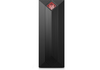 HP OMEN Obelisk 875-0009nn 8BN03EA Ryzen5/3500 16GB 512GB SSD Nvidia RTX 2060 6GB W10H Black torony számítógép / PC