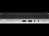 HP 6QR93EA ProDesk 405 G4 DM RYZEN5PRO/2400GE 8GB 256GB NOOPT W10P mini asztali számítógép / PC