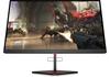 HP 4WH47AA OMEN X 25f 62,23 cm-es (24,5 hüvelykes) 240 Hz-es monitor játékosok számára Adaptive Sync technológiával