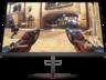 HP 4NK94AA OMEN X 25 62,23 cm-es (24,5 hüvelykes) 1920x1080@240Hz monitor játékosok számára