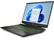 "HP Gaming Pavilion 15-dk0005nh 7NB80EA 15.6"" CI7/9750H-HC 16GB 512GB PCIe Nvidia GeForce GTX 1660Ti 6GB W10H ShadowBlack w/ Acid pattern Laptop / Notebook"