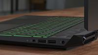 "HP Gaming Pavilion 15-dk0009nh 8NJ01EA 15.6"" CI5-9300H 8GB 512GB SSD GF GTX 1660Ti 6GB W10H Shadow Black Laptop / Notebook"