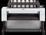 HP 3EK10A DesignJet T1600 36-in Printer