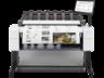HP 3EK15A DesignJet T2600dr 36-in PostScript Multifunction Printer