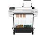 HP 5ZY59A DesignJet T525 24-in Printer