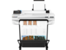 HP 5ZY59A DesignJet T525 24-in Printer