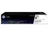 HP 117A W2070A fekete eredeti tonerkazetta Color LaserJet 150 178 179 (1000 old.)