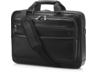 HP 6KD09AA Executive 15,6 hüvelykes felültöltős bőrtáska