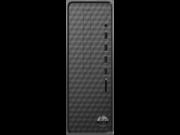 HP Slim S01-pF0002nn 9CP11EA CI3/9100 8GB 256GB SSD Nvidia GT730 2GB W10H fekete kis helyigényű számítógép / SFF PC