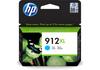 HP 912XL ciánkék tintapatron eredeti 3YL81AE OfficeJet Pro 8010 8020 8030 (825 old.)