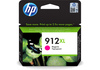 HP 912XL bíbor tintapatron eredeti 3YL82AE OfficeJet Pro 8010 8020 8030 (825 old.)