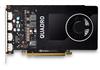 HP 6YT67AA NVIDIA Quadro P2200 5 GB-os (4)DP GFX