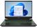 "HP Pavilion Gaming 15-ec0004nh 8BP82EA 15.6""Ryzen5/3550H16GB 128GB SSD 1TB GF GTX 1660Ti 6GB W10H Shadow Black Laptop / Notebook"