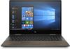 "HP ENVY x360 15-dr1001nh 8BV44EA 15.6"" CI5/10210U 8GB 256GB SSD W10H Nightfall Black/wood Laptop / Notebook"