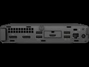 HP EliteDesk 705 G5 DM 8RM37EA Ryzen3/PRO3200-3.6GHz 8GB 256GB SSD Radeon RX Vega 8 W10P mini asztali számítógép / PC